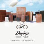 RT @bikeblognyc: @Thisisground and @RidePriority team up with pop shop for #bikemonth in #bikenyc #daytrip http://t.co/1YHZK0qtnm http://t.…