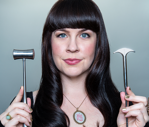 Norton to publish two new books by @TheGoodDeath, the internet's favorite mortician. https://t.co/ty8SHFXNug http://t.co/VPZZViDVtf