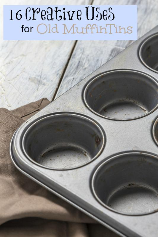 16 Creative Ways to #repurpose your old muffin tins!  #green #ecofriendly #hometips #upcycling http://t.co/eTvg3AljMS http://t.co/QSBo31YLN8