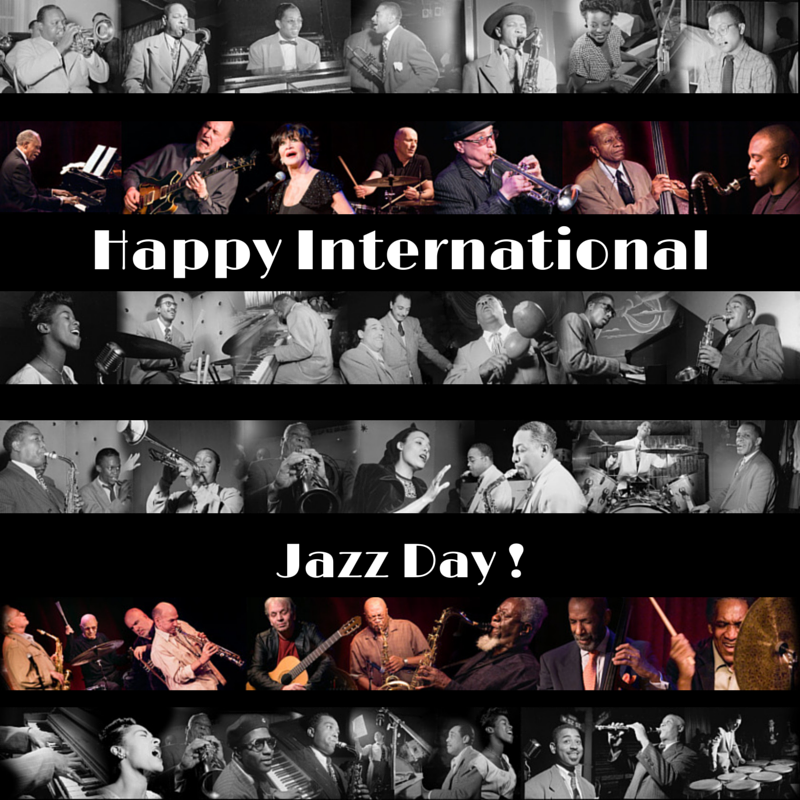 Happy #JazzDay everyone! It's our favorite day of the year! How will you be celebrating? http://t.co/CbFcH2gOwu