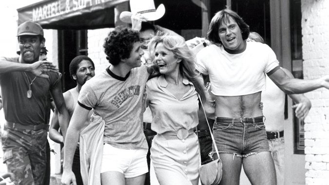 TBT: When Bruce Jenner Made His Film Debut as a Disco Enthusiast