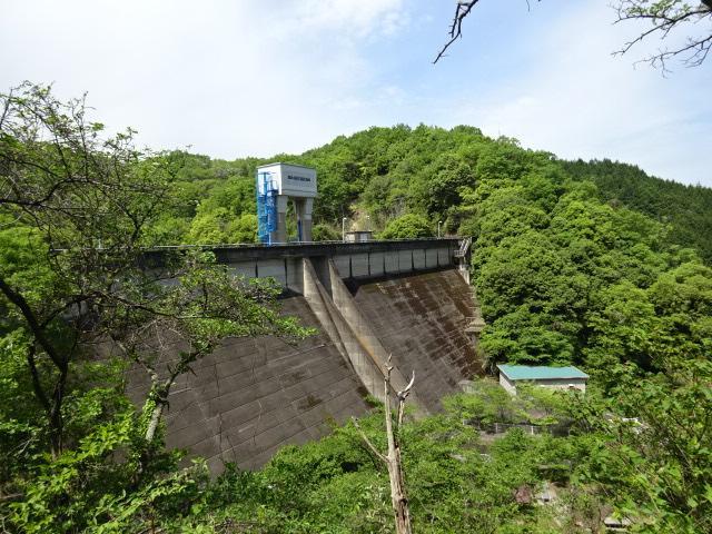 香川県のパワースポット - 大川ダム -