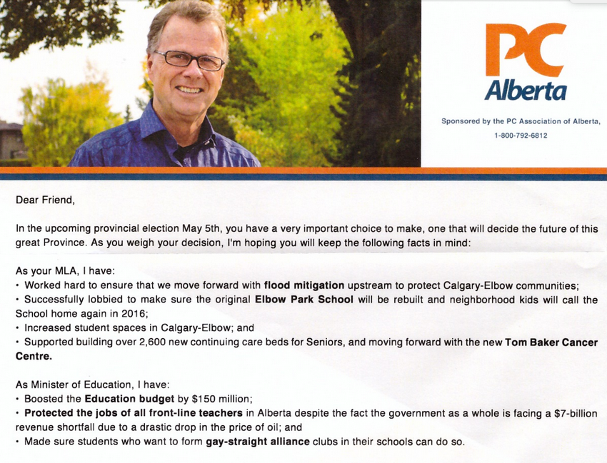 I can put up with a LOT, but @gordondirks taking credit for GSAs is insulting, disgusting and a lie. #abvote http://t.co/WtLNy2hxTP
