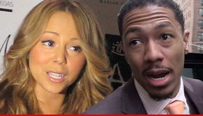 Mariah Carey's Nick Cannon diss song... NOT about Nick?!?
