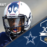 With the 27th pick the Cowboys select @Byron16Jump, CB - @UConnFootball #CowboysDraft http://t.co/GYKDlOOcNB http://t.co/ef68q8Chh2