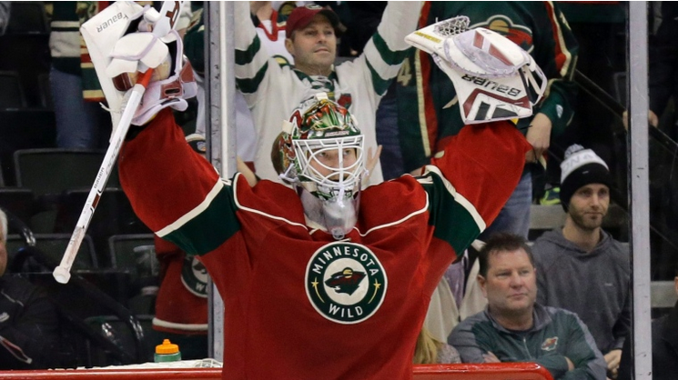 (In Case You Were Living Under A Rock) Dubnyk's Arrival Changed Wild's Outlook, Season