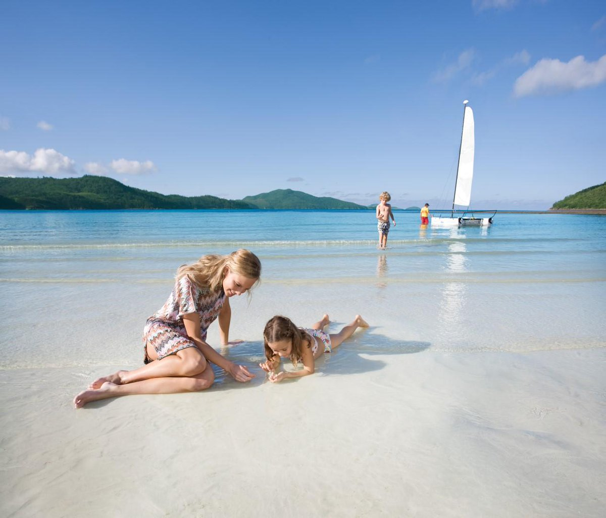 Book that escape you've been thinking of. HamiltonIsland sale on now. T&Cs apply.