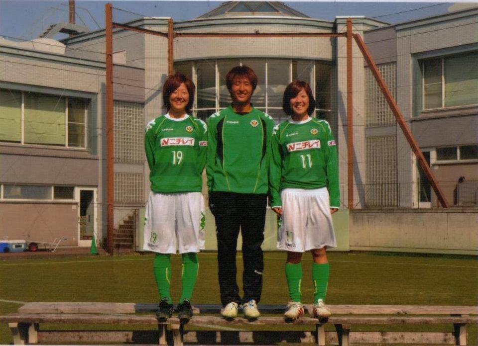 2人揃ってワールドカップのメンバーに選ばれました!2人らしく悔いの残らないように頑張ってくれるとお兄ちゃんは嬉しいです(^ ^) 皆様応援よろしくお願いします! 懐かしい写真(^ ^) http://t.co/PCGHfyZFf9