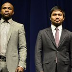 The Fight of the Century is finally here tonight!  RT for Pacquiao FAV for Mayweather  http://t.co/F4r8Qhqd5G http://t.co/CI1aWXB9oO