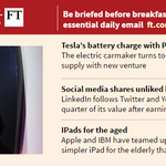 In Friday's #FirstFT - Mercury Messenger crash, Saudi spending binge and more. Sign up at http://t.co/O1NObdKp8S http://t.co/XwQXY9E5jU