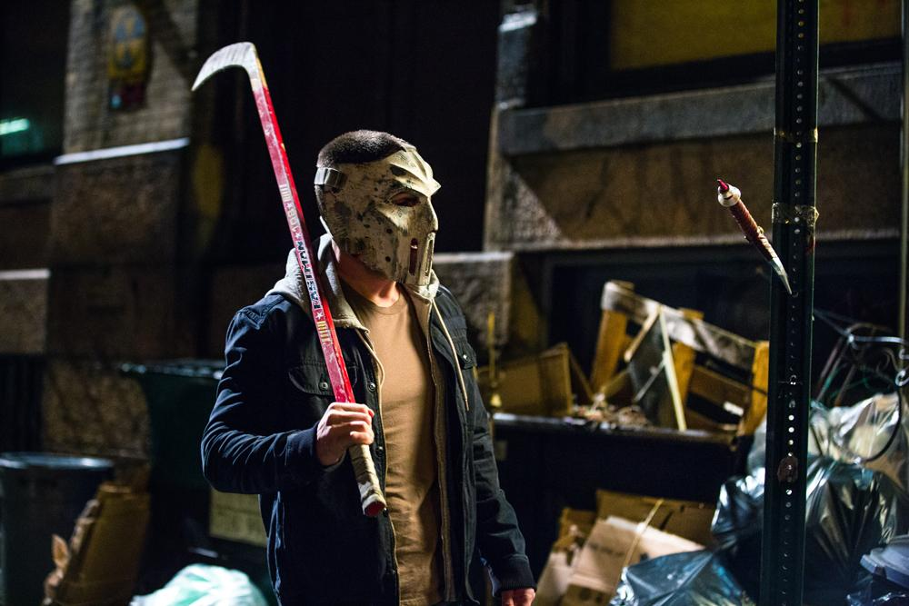 Stephen Amell as Casey Jones https://t.co/3EszI6nT26 #TMNT2 http://t.co/IQmHR7s5j8