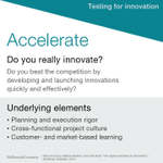 Rigor in planning + execution will accelerate innovation. Our 8 essential tips to #innovate: http://t.co/6Rbkfibaly http://t.co/mP5TnEOWoM