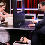 RT @EW: Scarlett Johansson faces off with @JimmyFallon in Box of Lies on @FallonTonight: http://t.co/KEQRbrvVR3 http://t.co/d4j1tr1voR