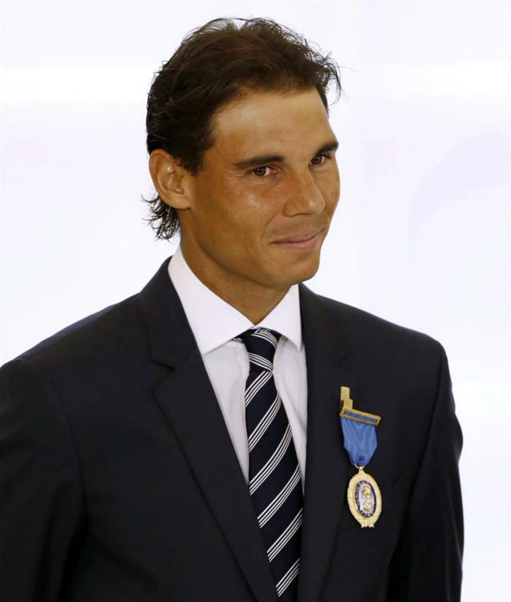 @b1pr @RafaelNadal a proud moment for all who love and admire him! ¡Felicidades! #Legend