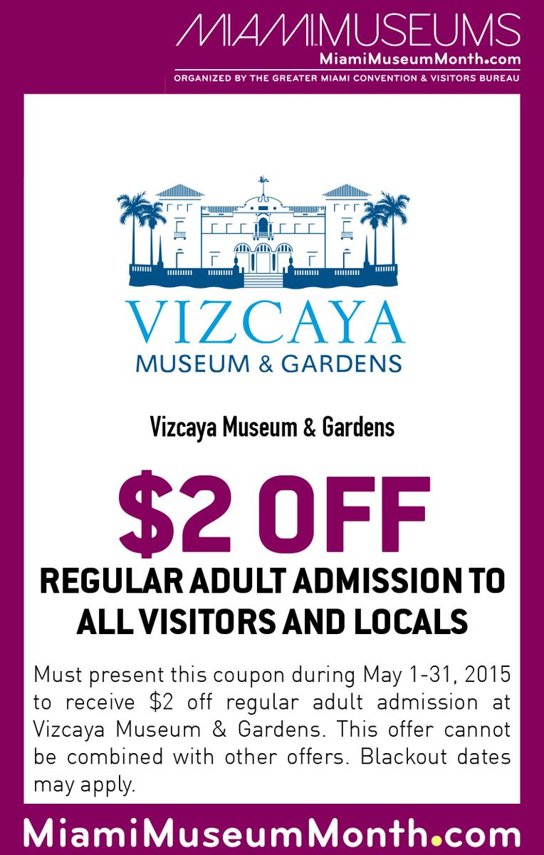 Vizcaya Sundowner Miami
