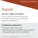 Aspire to innovation-led growth with cascaded targets. Our 8 essential tips to #innovate: http://t.co/6Rbkfibaly http://t.co/1xRapzlm6i