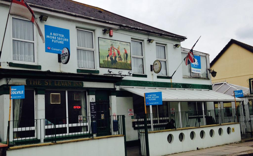 Remember that Plymouth pub that wouldn't apologise for asking a gay couple to leave earlier this year? Ahem... RT http://t.co/5wFMGUwxdd