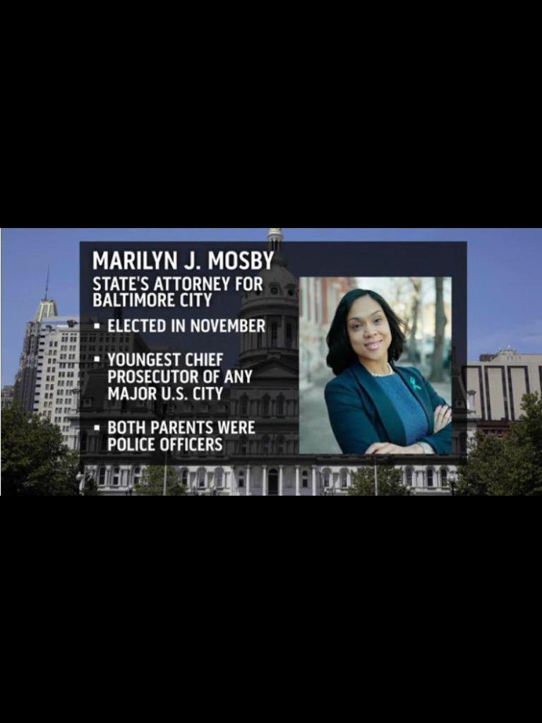 Marilyn Mosby is ready to make a difference