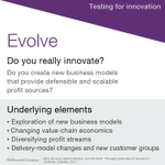 Evolve delivery models, value-chain, profit streams. Our 8 essential tips to #innovate: http://t.co/6Rbkfibaly http://t.co/DeHGeSUzLq