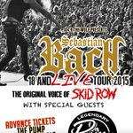 RT @PumpRoadhouse: Tickets for @sebastianbach @pumproadhouse June 14th - On Sale Tomorrow @ 10AM!!! http://t.co/Mol8xLc9f9