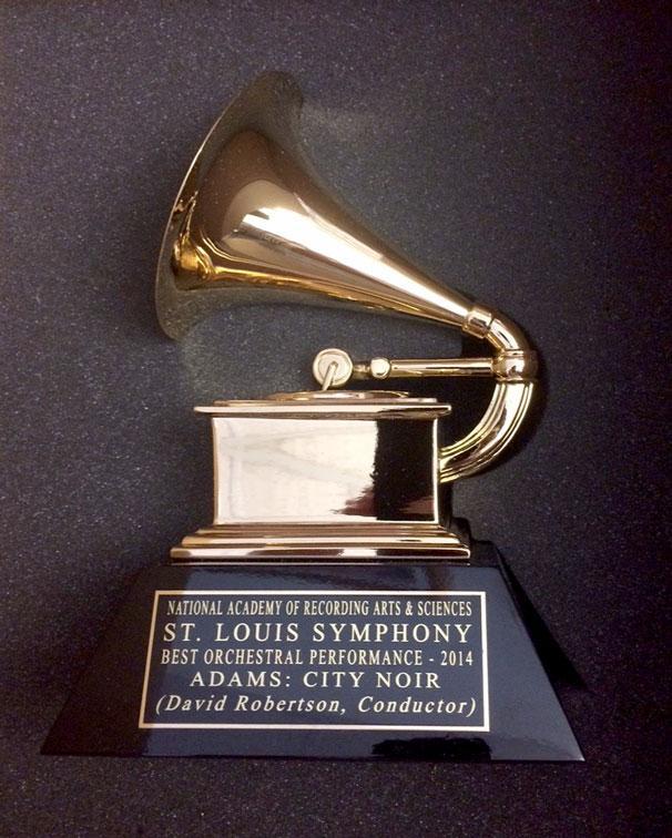 It's here! @slso's #GRAMMYs Award http://t.co/a8WMmlmWYP