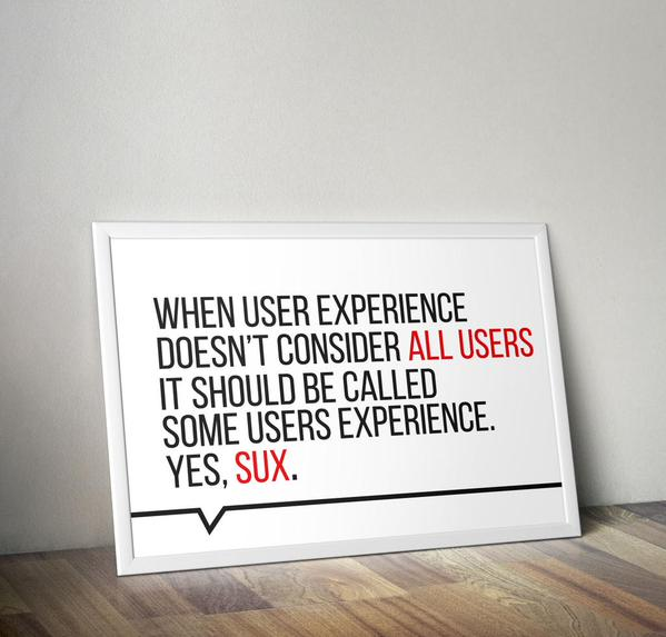 User Experience - cover