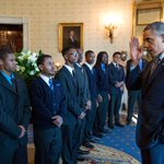"Obama to launch ""My Brothers Keeper"" as an independent organization: http://t.co/Vbf2bl2y3G http://t.co/QxckhWaoPp"