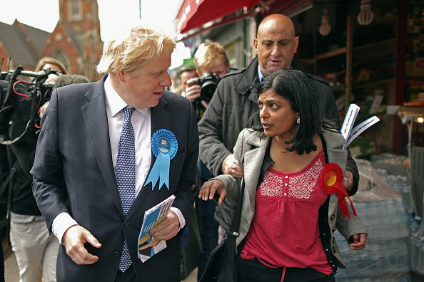 """@caitlinmoran @suzanne_moore @zoesqwilliams   Shit, seen this?  Labour's Rupa Huq being manhandled by a Tory """"minder"""" http://t.co/BWItDA85wm"""