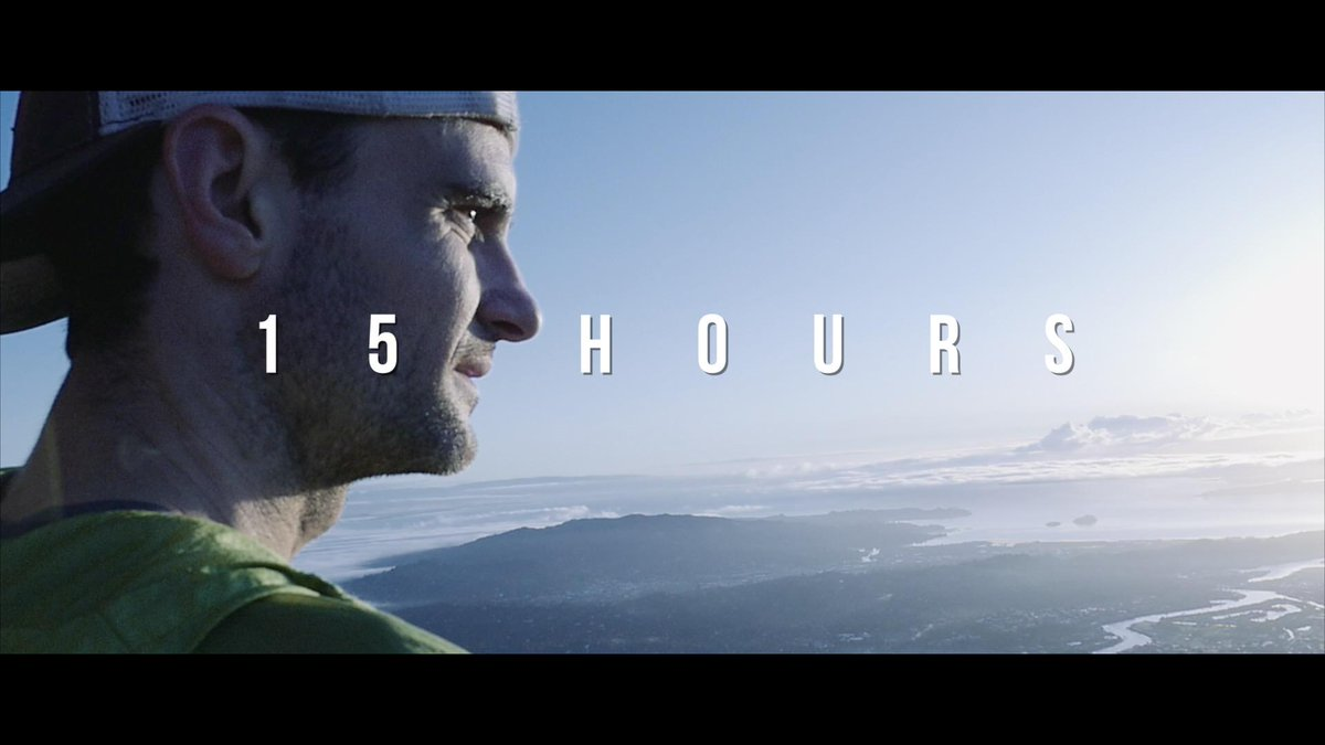 New video series #15Hours is now up launching w/ Brett Rivers of @SFRunCo: https://t.co/sBH1yewl7t http://t.co/CDssh1iXxI