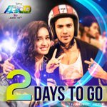 Ok.Heartbeat rising,Too excited,too nervous!2DAYS TO GO!And all u guys will FINALLY see the #ABCD2 trailer!@Varun_dvn http://t.co/IhPSsp8ILI