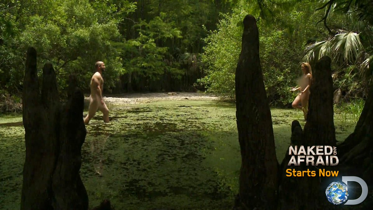 Naked and afraid alligator alley galleries 33