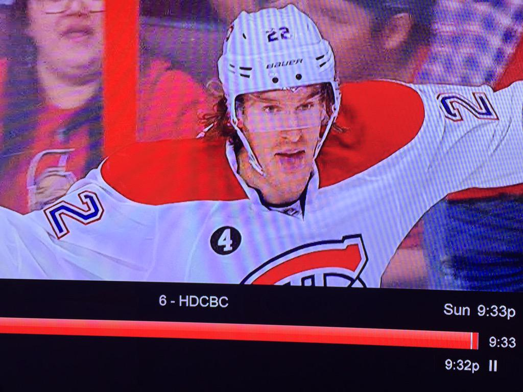 OT goal deserves this being reposted! That face though! WEISE!!! Love this face. #GoHabsGo http://t.co/B0VB06dN3B