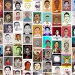 Alzamos unidxs la voz p nombrarlos.No olvidamos.Q rostros un grito recorran la red #FueronLosFederales Inicia conteo http://t.co/P5JnaQ1tfx