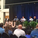 Clayton Kershaw, A.J. Ellis, & Gyasi Zardes are talking about faith and sports at APU. http://t.co/gT25id4Rag