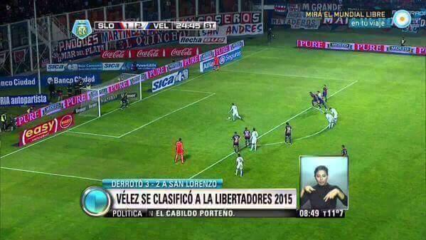 Arruabarrena, agradece que estas jugando la Copa, dale memoria... http://t.co/v3CcEYru4z