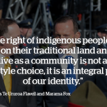 The Maori Party have issued a scathing letter to Tony Abbott: http://t.co/kzT5y52SCJ http://t.co/s9peIQY6My