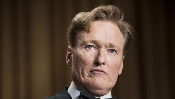 Conan O'Brien Rips Own Writer for