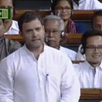 You know as well as I do, that the current Govt is a Govt that works for industrialists: Rahul Gandhi in Lok Sabha. http://t.co/wGjW61CGRi
