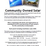 Karen Corr explains about Community Owned solar on Bendigo Library https://t.co/LkSABmzkOs http://t.co/reBKWbYnps
