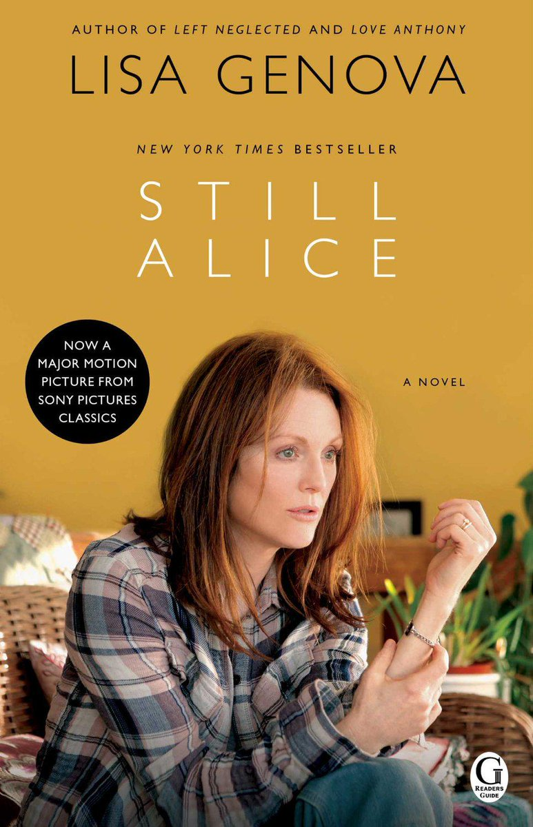 """4.7 out of 5 stars for """"Still Alice"""" by Lisa Genova http://t.co/TM1M8VuDOw #kindle http://t.co/pwOXoaFRyL"""