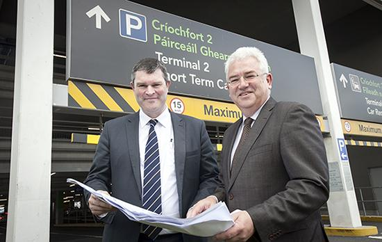 We're investing €14m to expand the T2 muti-storey car park to meet customer demand.
