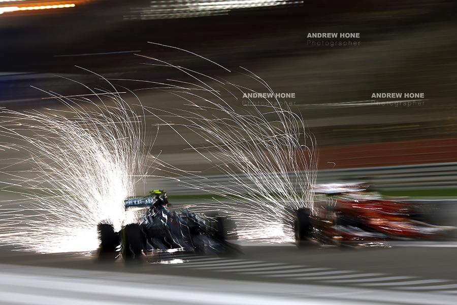 Sparks shots are all the rage in #F1 at the moment, #Rosberg vs #Vettel awesome to see and shoot #fever #photography http://t.co/AKuYsII76l