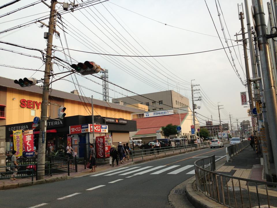 八戸ノ里の西友が4月30日で閉店。名残を惜しみつつ、みんなで語りましょう。 #higao http://t.co/ugitBUcXeU