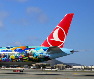 RT @cjmcginnis: SFO adds big, colorful new airline via @SFGate @flySFO