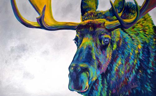 The dynamic, color-saturated portfolio of wildlife artist Teshia http://t.co/v9jLC1Y8fK @TeshiaArt http://t.co/6KUo4V1tzV