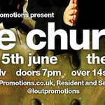 The Church play The Haunt #Brighton on Fri 5th June! Tickets: http://t.co/xD7b3ga9c2 @thechurchband @HauntBrighton http://t.co/5QWdaQ3eb7