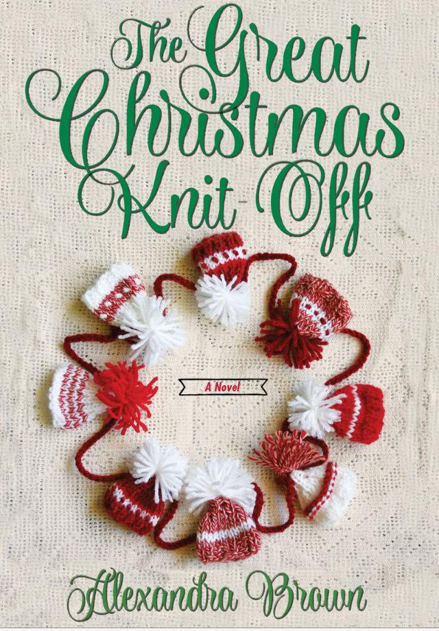 So happy to share this news - #KnitOff to be published in the USA by @HarperCollins on #Oct13! http://t.co/Qux9WXAYaI http://t.co/9LW25S0y0B