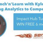 @Ktferretti #PTW15 Marketing Analytics Compete to Win LunchnLearn w Kyle Ferretti: Impact Hub Tue 4/21 @SEMrush http://t.co/wsuN7NKjCP