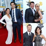 Here are the hottest couples who hit the red carpet together at the #ACMAwards! http://t.co/mTAh52y7O3 http://t.co/dhZSsufVIZ