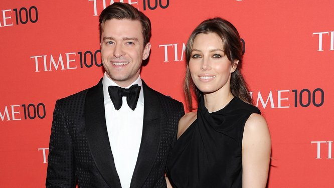 JustinTimberlake and Jessica Biel Share First Pic of Baby Silas (Photo)